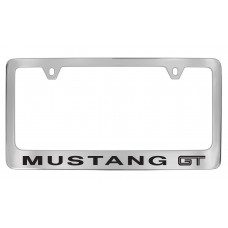 Ford - Mustang Gt - Chrome Plated Brass