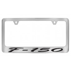 Ford - F-150  - Chrome Plated Brass - Script