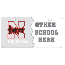 N HUSKERS/HOUSE - HD LEFT