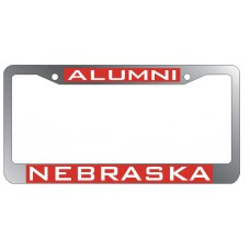 ALUMNI/NEBRASKA - CHROME