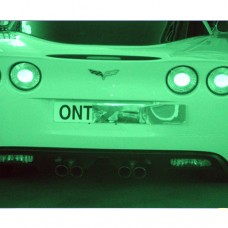 IR Invisi-Plate Anti Infrared Camera Number Plate Cover