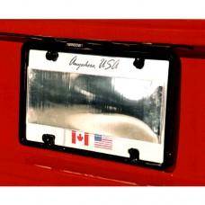 Original Protector Anti Photo License Plate Cover