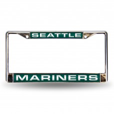 MARINERS TEAL LASER CHROME FRAME