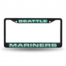 MARINERS BLACK LASER CHROME FRAME