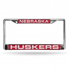 NEBRASKA RED LASER CHROME FRAME