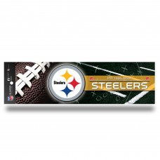 STEELERS BUMPER STICKER