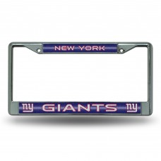 GIANTS - NY BLING CHROME FRAME