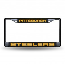 PITTSBURGH STEELERS LASER BLACK FRAME