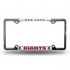 NEW YORK GIANTS EZ VIEW CHROME FRAME