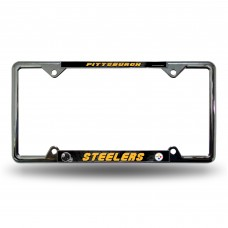PITTSBURGH STEELERS EZ VIEW CHROME FRAME