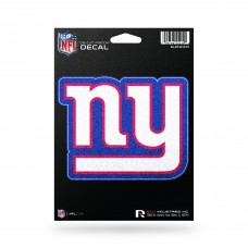 NY GIANTS BLING MEDIUM DIE CUT DECAL