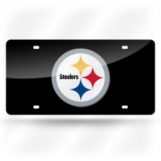 PITTSBURGH STEELERS LASER TAG(BLACK BSE)