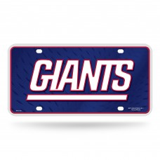 NY GIANTS PRIMARY LOGO METAL TAG