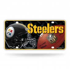 STEELERS PRIMARY LOGO METAL TAG