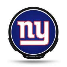 NEW YORK GIANTS POWER DECAL