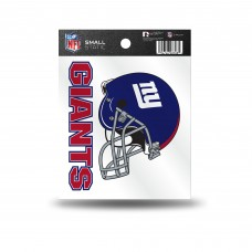 NY GIANTS STATIC CLING SMALL