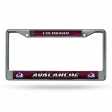 COLORADO AVALANCHE CHROME FRAMES