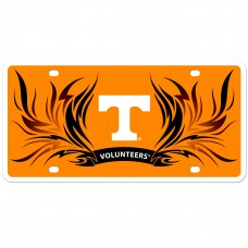 Tennessee Flame License Plate