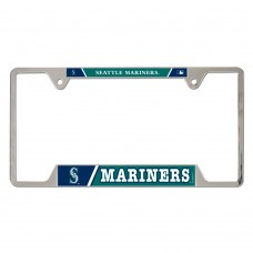 Seattle Mariners Metal License Plate Frame