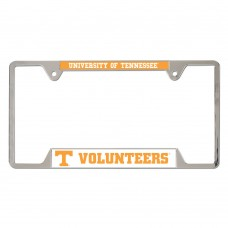 Tennessee University of Metal License Plate Frame