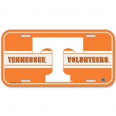 Tennessee University of License Plate