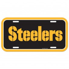 Pittsburgh Steelers Name License Plate