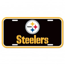 Pittsburgh Steelers License Plate