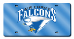 Air Force Falcons License Plates