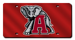 Alabama Crimson Tide License Plates