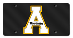 Appalachian State Mountaineers License Plates