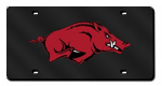 Arkansas Razorbacks License Plates
