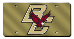 Boston College Eagles License Plates