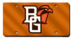 Bowling Green Falcons License Plates