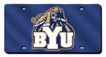 BYU Cougars License Plates