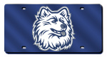 Connecticut Huskies License Plates