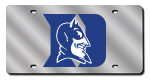 Duke Blue Devils License Plates