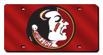 Florida State Seminoles License Plates