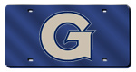 Georgetown Hoyas License Plates