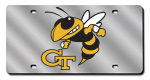 Georgia Tech Yellow Jackets License Plates