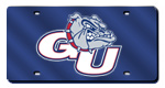 Gonzaga Bulldogs License Plates