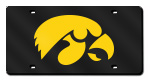Iowa Hawkeyes License Plates