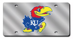 Kansas Jayhawks License Plates