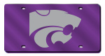 Kansas State Wildcats License Plates
