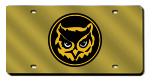 Kennesaw State Owls License Plates
