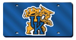 Kentucky Wildcats License Plates