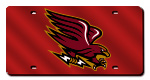 Louisiana Monroe Warhawks License Plates
