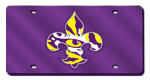 LSU Tigers License Plates