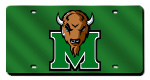 Marshall Thundering Herd License Plates