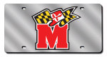 Maryland Terps License Plates