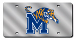 Memphis Tigers License Plates